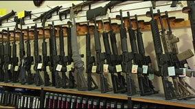 Trump administration rules gun shops 'essential' amid virus