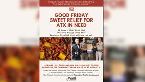 Mozart's Coffee Roasters giving free crawfish meal to those in need
