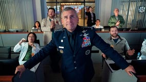 Netflix series 'Space Force' has a release date: May 29