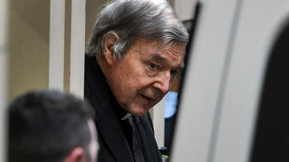 Australian court dismisses sex abuse convictions against Cardinal George Pell