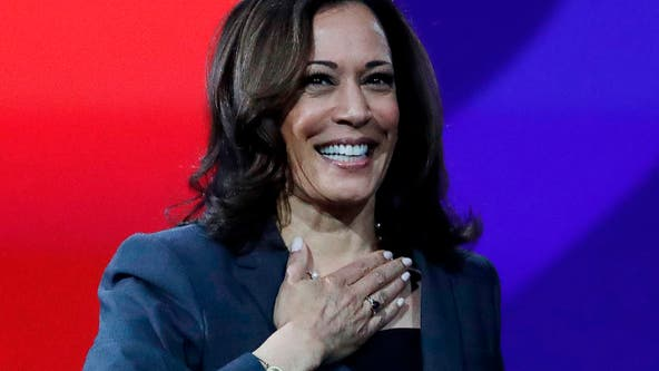 Sen. Harris fundraising efforts fuel speculation she will become Biden's running mate