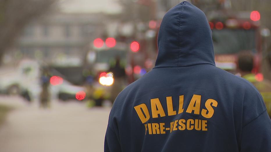 Dallas Fire-Rescue DFR