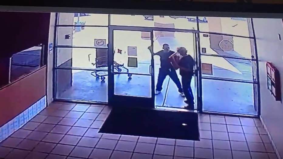 Tucson Pipe Attack Suspect