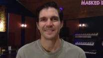 Barry Zito talks about 'The Masked Singer'