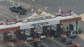 Six Flags announces reopening plan for Six Flags Over Texas with new safety procedures