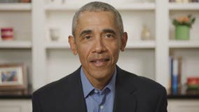 Former President Obama offers message to 2020 graduates in virtual ceremony