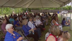 People across Central Texas pay their respects to the fallen at Memorial Day events