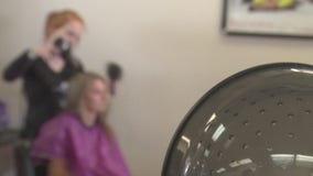 Salons, barbershops allowed to reopen as part of next phase of Gov. Abbott's plan