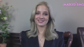 Jackie Evancho talks about her time on 'The Masked Singer'