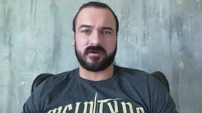 Drew McIntyre talks about WWE Friday Night Smackdown - 5/29/2020