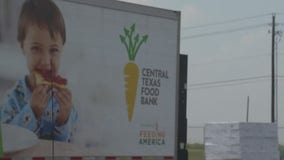 Central Texas Food Bank announces June drive-through emergency distributions