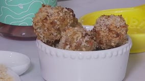 Baked Asian rice balls recipe from FOX 7 Austin's Tierra Neubaum