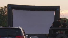 Drive-in theaters see boom in business during COVID-19 pandemic