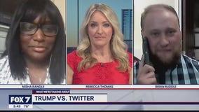 FOX 7 Discussion: Trump vs Twitter