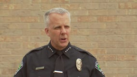 APD Chief Manley: No firearm found during search of officer-involved shooting victim's car