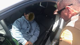 Utah boy, 5, steals parents' car so he can buy Lamborghini in California, troopers say