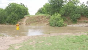 Rain headed towards Hill Country as meteorologists monitor flood risk