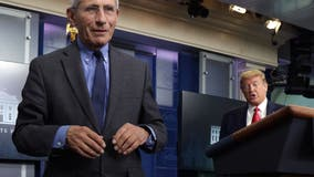 Three members of White House task force, including Fauci, in quarantine after COVID-19 contact