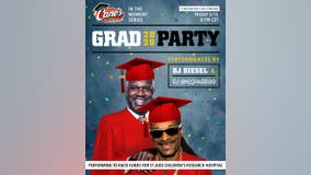Snoop Dogg, Shaq team up with Raising Canes to host nationwide grad party