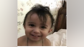 Amber alert discontinued, missing 14-month-old found