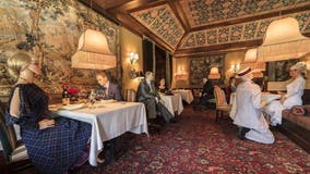 Inn at Little Washington to fill empty seats with 1940s themed mannequins
