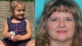 Amber Alert canceled: 2-year-old San Antonio girl found safe