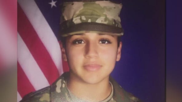 Search for missing Fort Hood soldier continues a month later