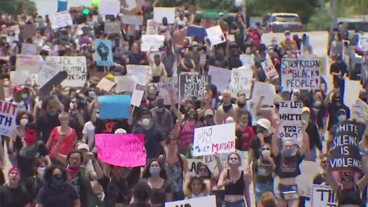 State of Disaster declared in Texas following statewide George Floyd protests