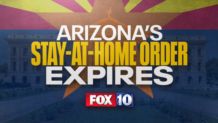 KSAZ AZ Stay At Home Expires