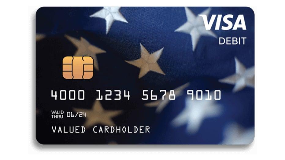 16x9 debit card