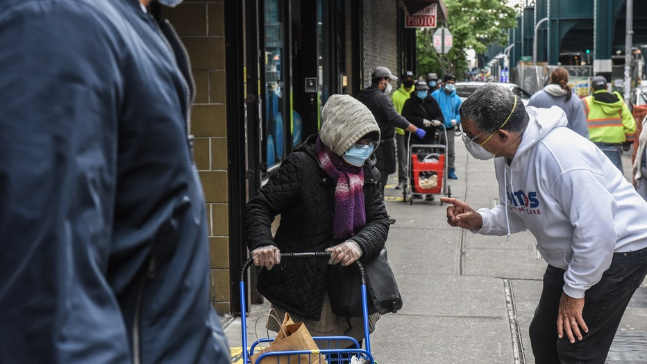 Aid Groups Distribute 3000 Meals To Queens, NY Residents Amid COVID-19 Crisis
