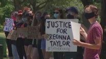 """Black Lives Matter"" protest brought to Cedar Park"