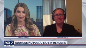 FOX 7 Discussion: Addressing public safety in Austin