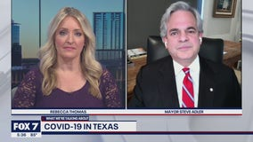 FOX 7 Discussion: Mayor Adler on Abbott's scaling back reopening plans