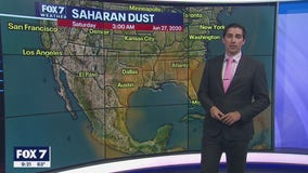 Evening weather forecast for June 27, 2020