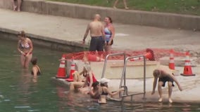 Safety precautions in place as Barton Springs Pool reopens