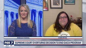 FOX 7 Discussion: Supreme Court overturns decision to end DACA program