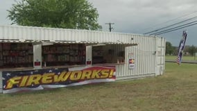 Williamson County fire marshal urges firework safety as sales are expected to go up for the Fourth of July