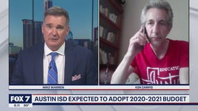 FOX 7 Discussion: Austin ISD expected to adopt 2020-21 budget