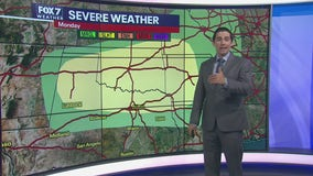 Evening weather forecast for June 21, 2020