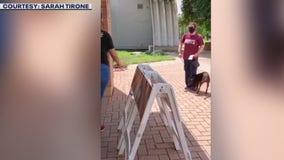 Animal advocates upset after video shows Austin Animal Center turning away stray dog