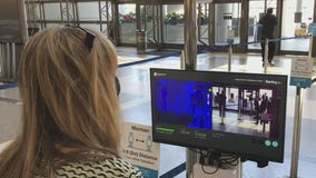 Thermal body cameras to screen LAX travelers for COVID-19 starting Tuesday