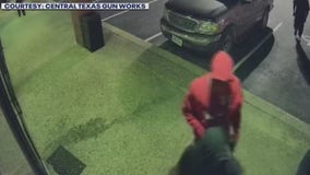 Thieves attempt to break into South Austin gun shop