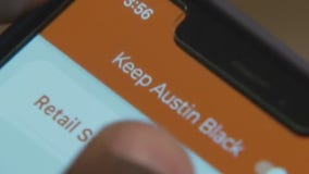 UT student creates app to support Black-owned businesses in Austin