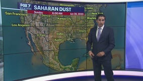 Evening weather forecast for June 28, 2020