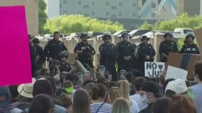 CLEAT threatens to sue if police officers not given protective gear get injured during protests
