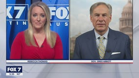 FOX 7 Discussion: Gov. Abbott on rising COVID-19 number in Texas