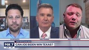 FOX 7 Discussion: Can Joe Biden win Texas?