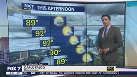 Morning weather forecast for June 19, 2020