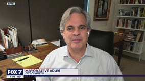 FOX 7 Discussion: Mayor Adler responds to pause on reopening Texas